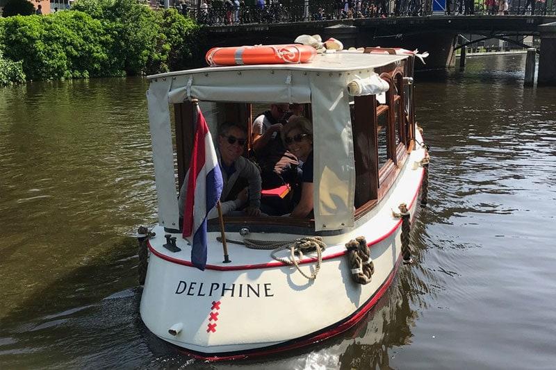Salonboot Delphine