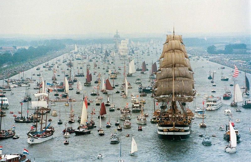 Sail Amsterdam 2020 - Rederij Prinsengracht