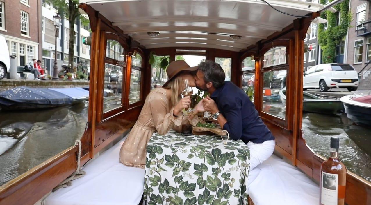 Romantische Salonboot Delphine