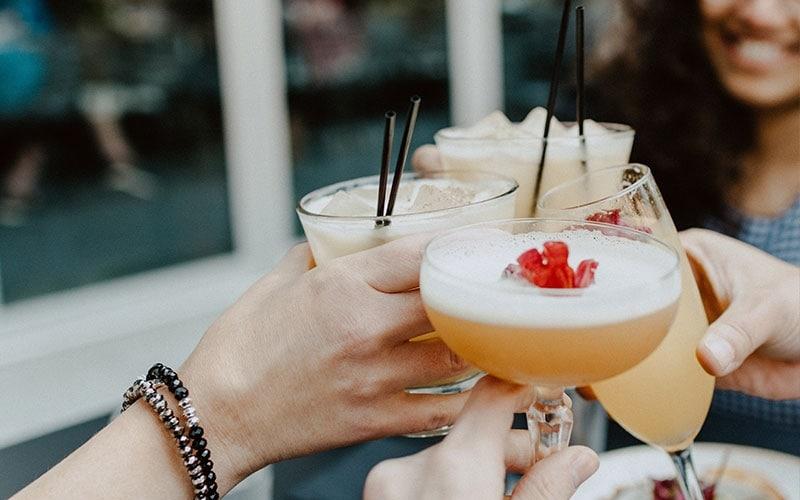 Cocktailfahrt Amsterdam